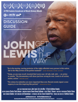 Educational Guide for   John Lewis: Get in the Way