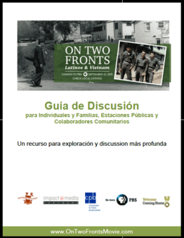 On Two Fronts: Discussion Guide (Spanish)
