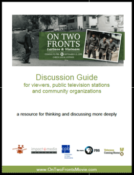 On Two Fronts: Discussion Guide (English)