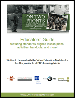 On Two Fronts: Educator's Guide