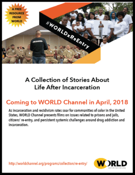 Broadcast Toolkit,  #WORLDxReEntry Campaign
