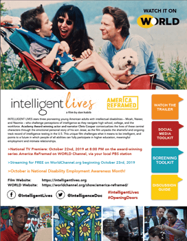 Intelligent Lives Engagement Overview